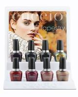 Tapestry Collection Cuccio Colour Display, 16 polishes